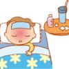 子どもの熱は脳に影響あり?発熱時の入浴法と体の冷やし方